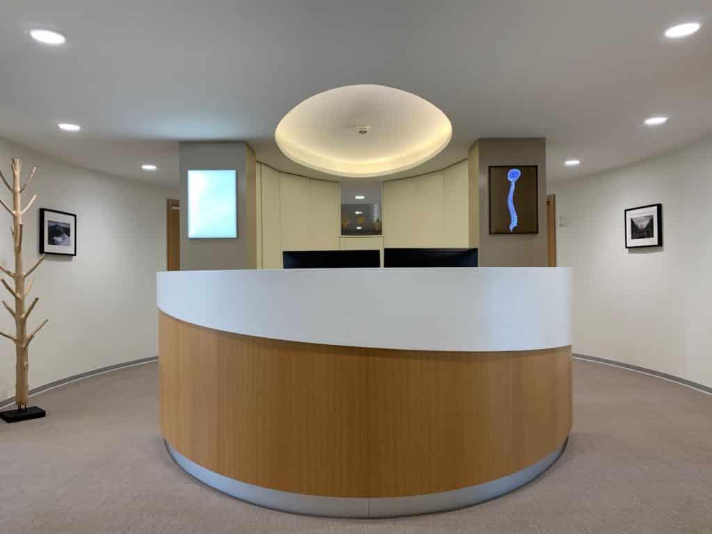 CNO reception